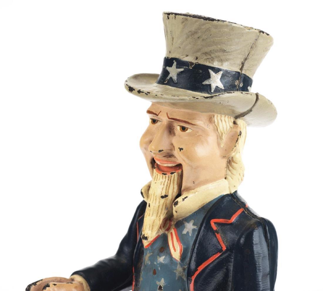 Uncle Sam Mechanical Bank. - 7