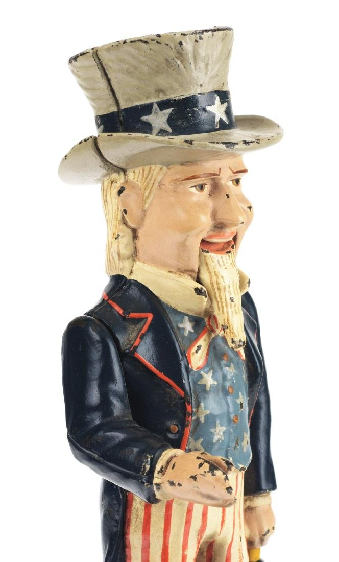 Uncle Sam Mechanical Bank. - 8