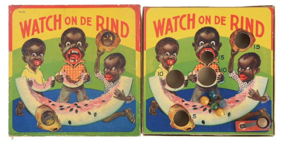 Lot Of 2: American Made African American Games in