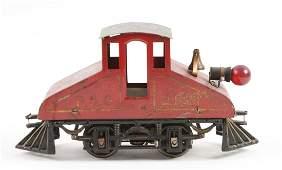 Voltamp No. 2130 B&O Steeple Cab Locomotive.