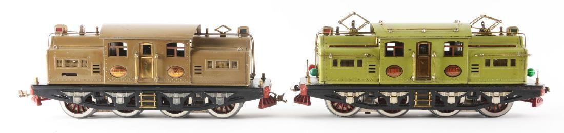 Lot of 2: Lionel Pre-War Standard Gauge Electric Style