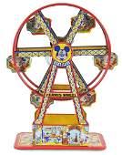 Chein Tin Litho Walt Disney Micky Mouse Ferris Wheel