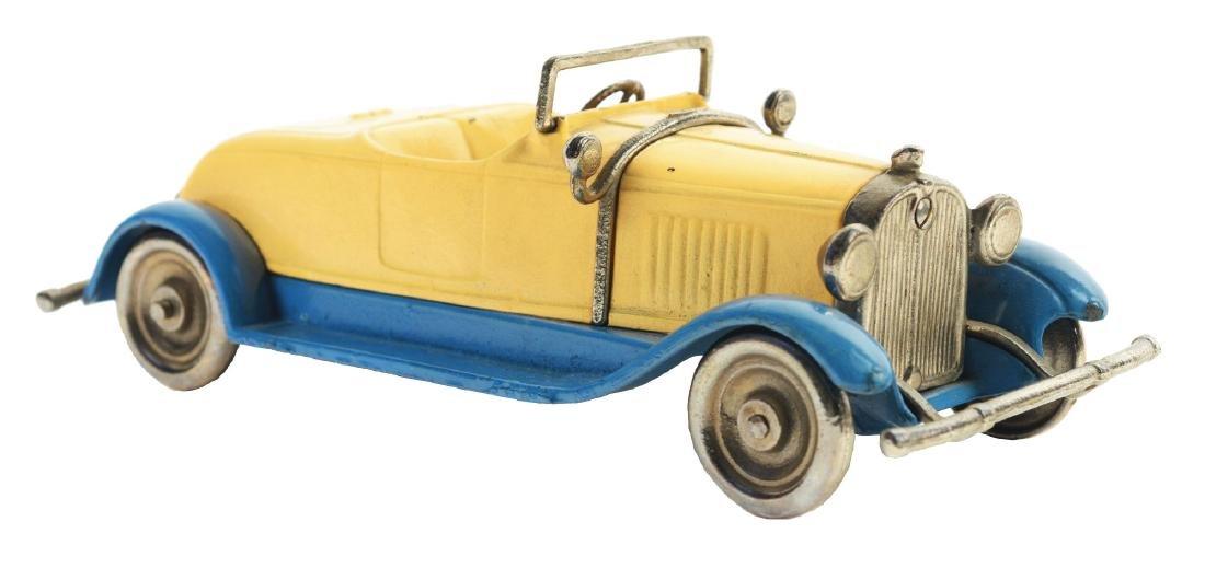 Kilgore Cast Iron Pontiac Roadster Toy.