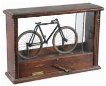 **5¢ Sun Mfg. Co. Bicycle Trade Stimulator.