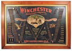 Winchester Double W Cartridge Board.
