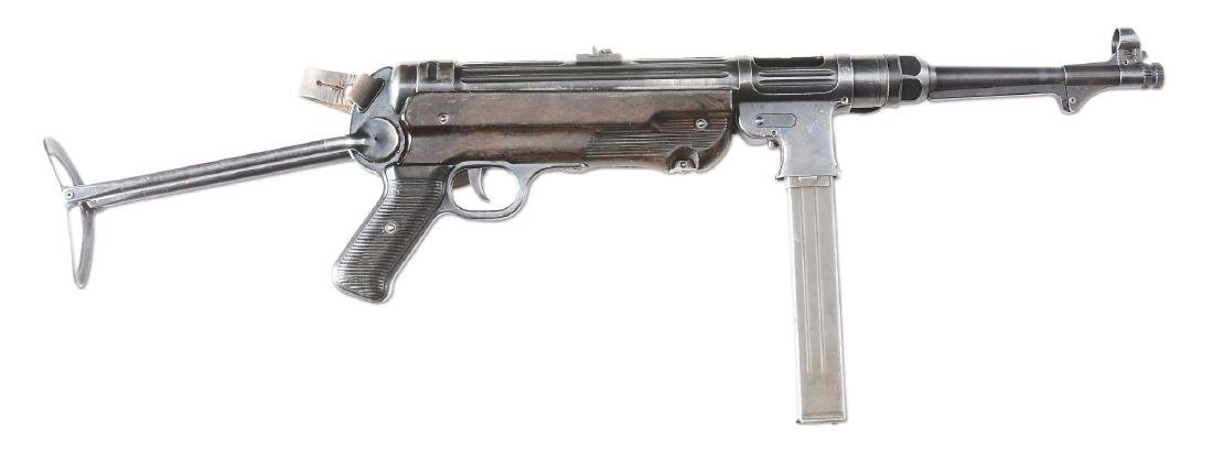 (N) DESIRABLE AND ATTRACTIVE GERMAN MP-38 / MP-40