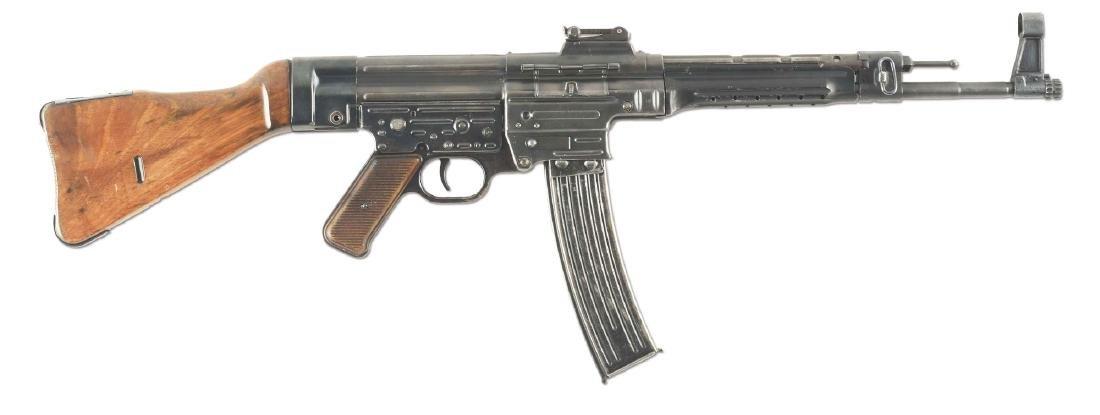 (N) HIGHLY DESIRABLE GERMAN MP-44 MACHINE GUN (CURIO