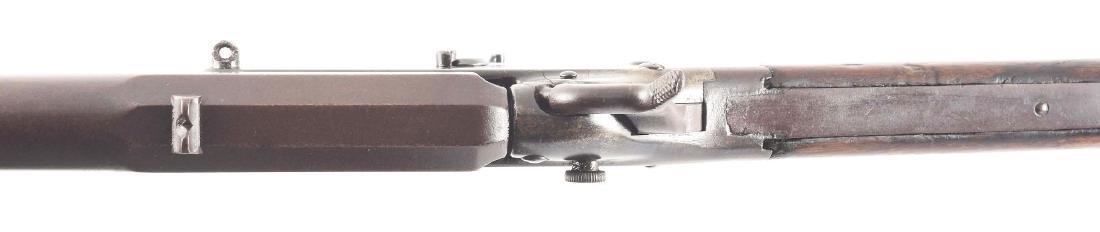 (A) SCARCE MAYNARD 1ST MODEL SADDLE RING CARBINE - - 8