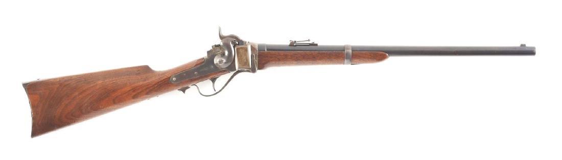 (A) SHARPS NEW MODEL 1863 CARTRIDGE CONVERSION.