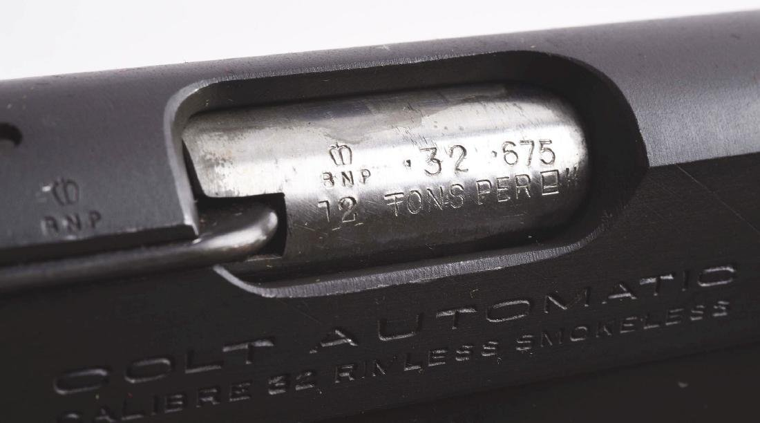 (C) Boxed British Proofed US Colt Model 1903 Hammerless - 10