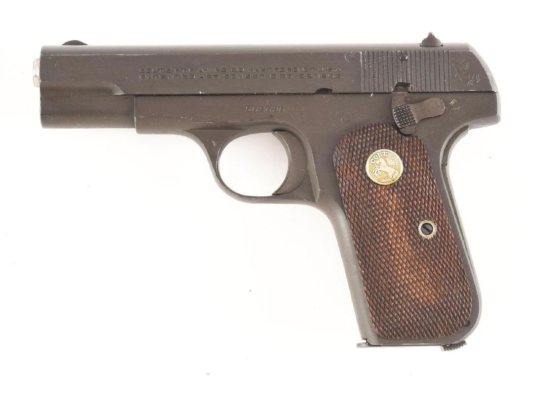 (C) Boxed British Proofed US Colt Model 1903 Hammerless - 2