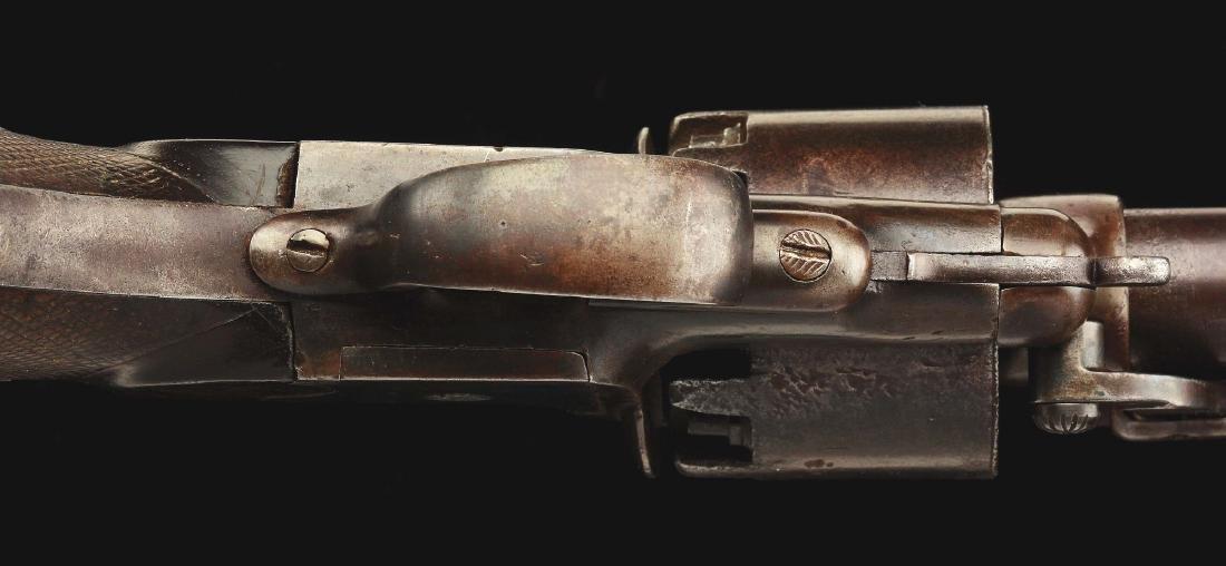(A) Transitional LeMat Civil War Confederate Percussion - 5