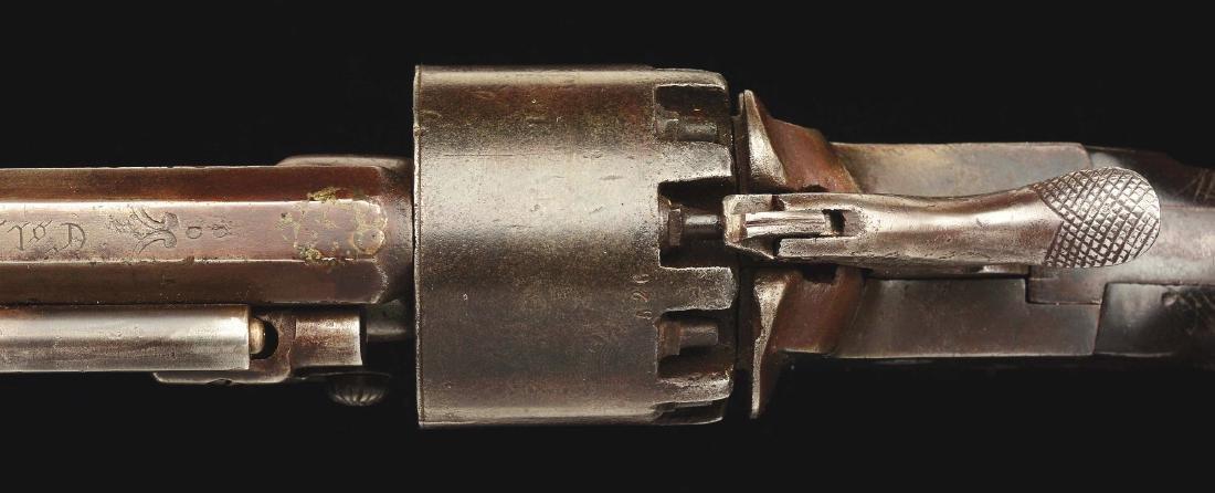 (A) Transitional LeMat Civil War Confederate Percussion - 6