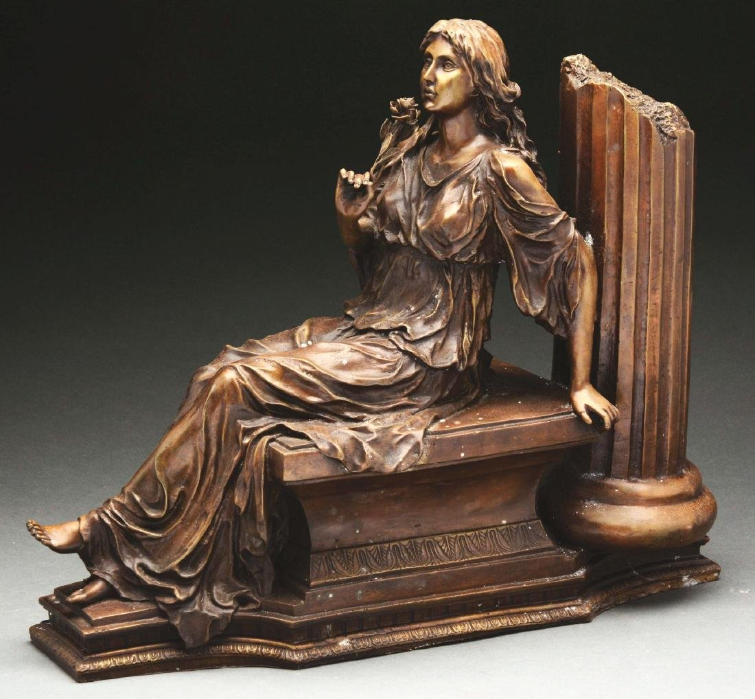 JEAN-BAPTISTE CARPEAUX (1827 - 1875 France). Bronze