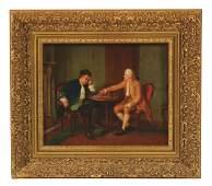 JOHN WATKINS CHAPMAN English 18321903 CHECKMATE