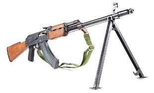 N) STEYR AUG/A1 HEAVY BARREL MACHINE GUN (PRE-86 - Apr 25, 2019