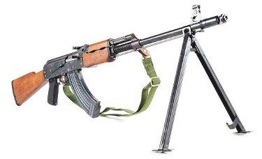 (M) NODAK SPUD NDS-9 YUGO ZASTAVA M72 RPK