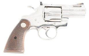 Colt Python Bright Stainless 8