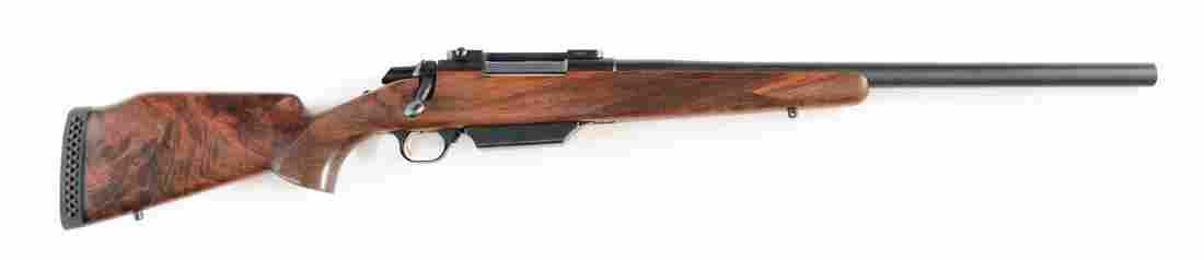 (M) BROWNING A-BOLT HUNTER MODEL BOLT ACTION SHOTGUN.