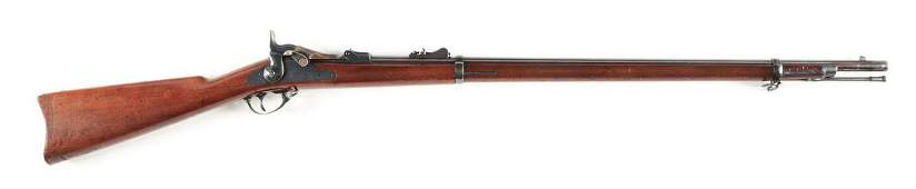 A HIGH CONDITION US SPRINGFIELD MODEL 1879