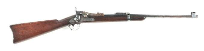 A HIGH CONDITION US SPRINGFIELD MODEL 1884 CARBINE
