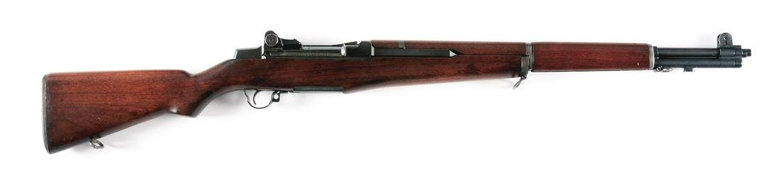(C) HARRINGTON & RICHARDSON M1 GARAND SEMI-AUTOMATIC