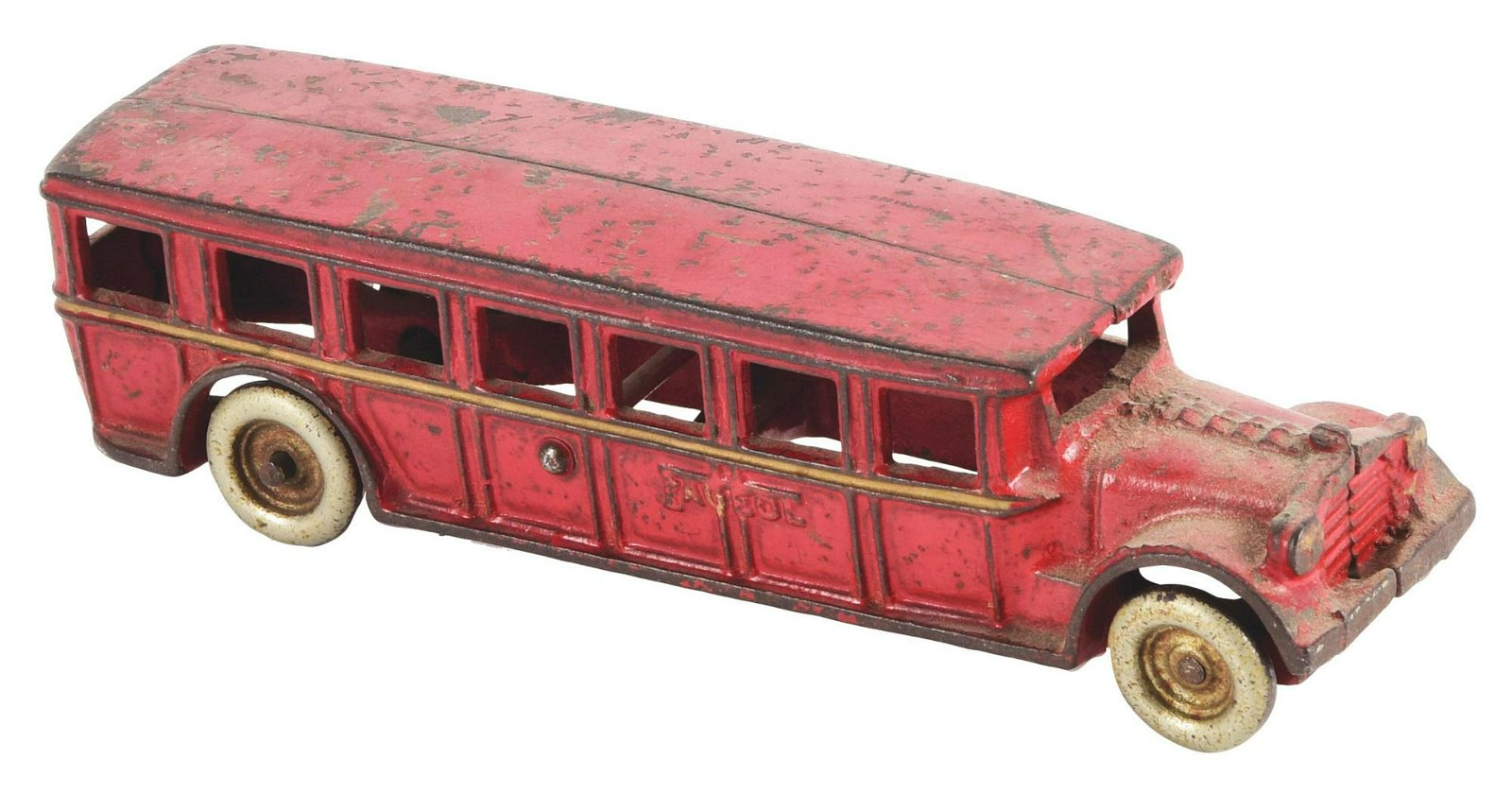 Arcade Small Fageol Bus.