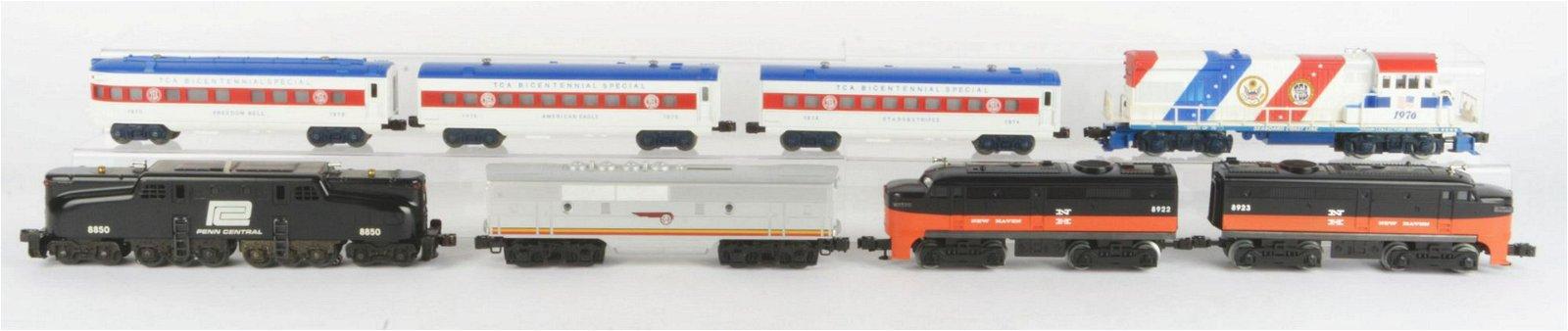 Lionel Modern Era Lionel Train Cars Including Liberty