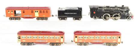 Lionel Standard Gauge 5 Piece Train Set