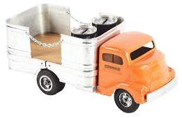 Smith-Miller Smitty Toy Oil Can Truck.