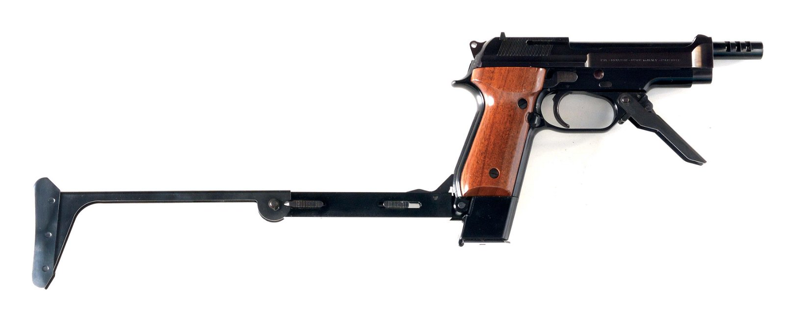 (N) VERY RARE AND HIGHLY SOUGHT BERETTA 93R SELECT FIRE