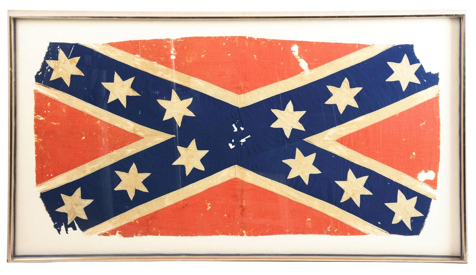 ARMY OF TENNESSEE CONFEDERATE BATTLE FLAG.