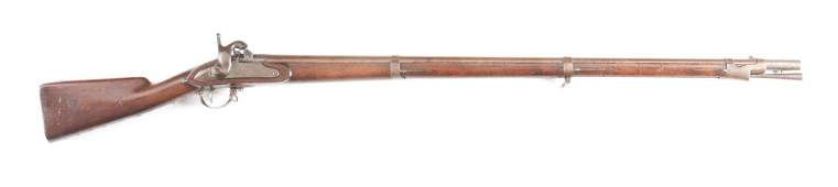 A A FRANCOTTE 70 CALIBER PERCUSSION RIFLE