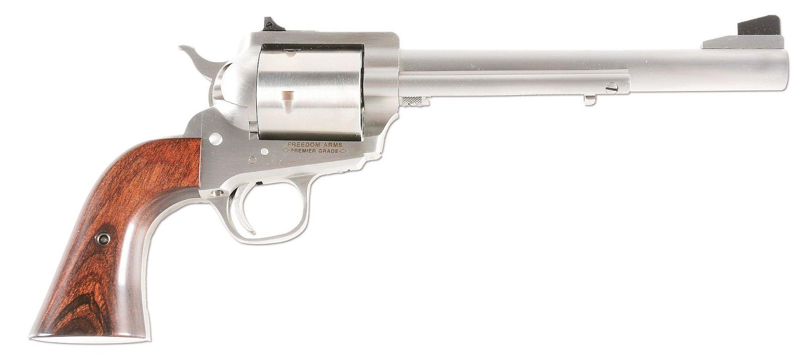 (M) FREEDOM ARMS MODEL 555 PREMIER GRADE SINGLE ACTION