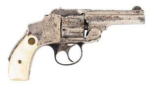 C SMITH WESSON DOUBLE ACTION NEW DEPARTURE