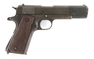 C UNUSUAL FACTORY RENUMBERED 1943 PRODUCTION COLT
