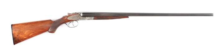 (C) L.C. SMITH SPECIALTY SIDE BY SIDE 20 GAUGE SHOTGUN.