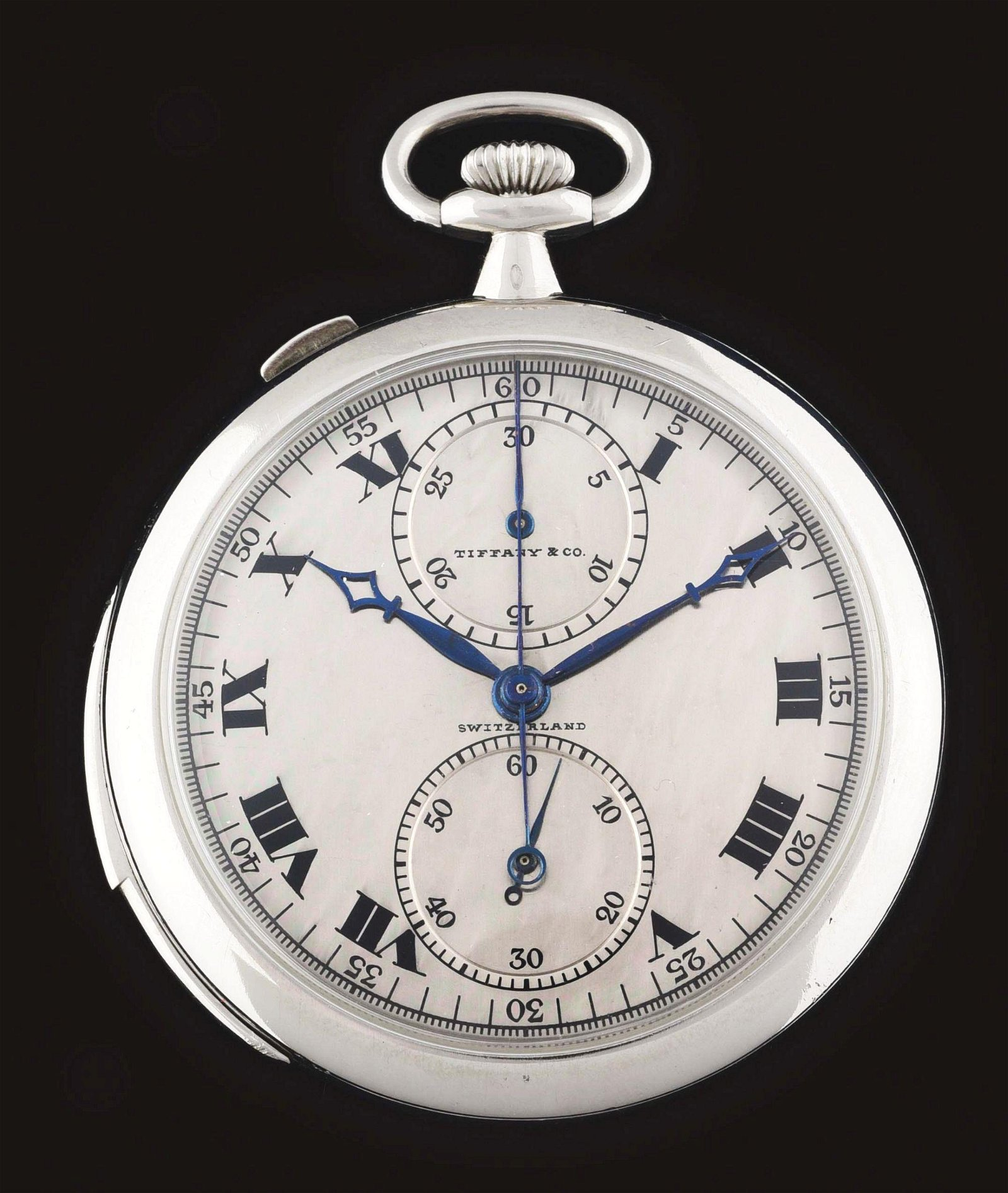 RARE AND IMPORTANT PLATINUM TIFFANY & CO. BY TOUCHON &