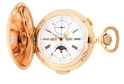 18K PINK GOLD SURETE GRAND COMPLICATIONS MINUTE