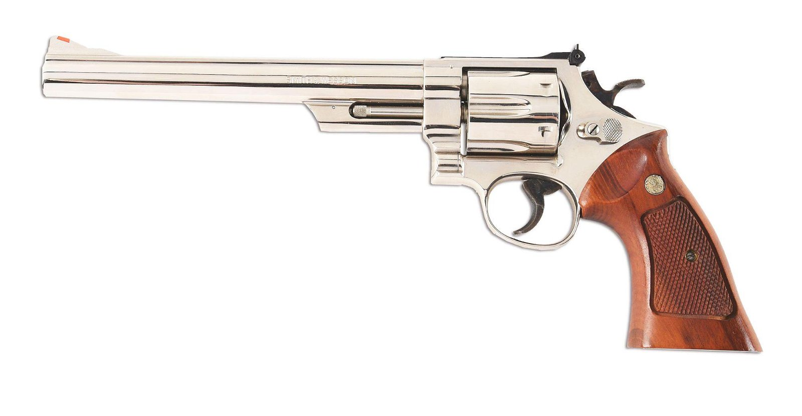 (M) SMITH & WESSON MODEL 29-2 .44 MAGNUM REVOLVER WITH