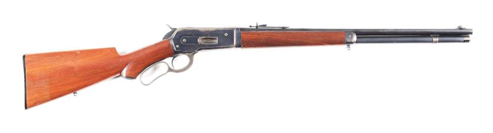(C) SPECIAL ORDERED WINCHESTER .45-70 MODEL 1886