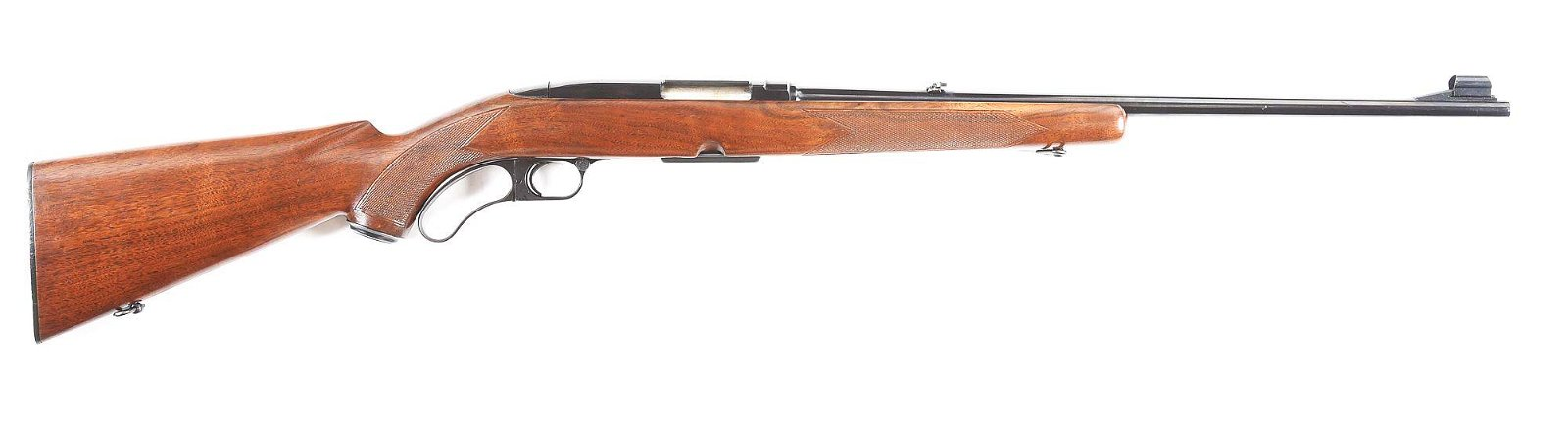(C) WINCHESTER MODEL 88 .358 WINCHESTER LEVER ACTION