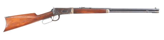 (C) WINCHESTER MODEL 1894 .30-30 WCF LEVER ACTION