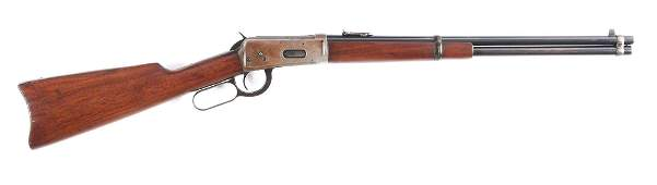 (C) WINCHESTER MODEL 1894 .30 WCF LEVER ACTION CARBINE.