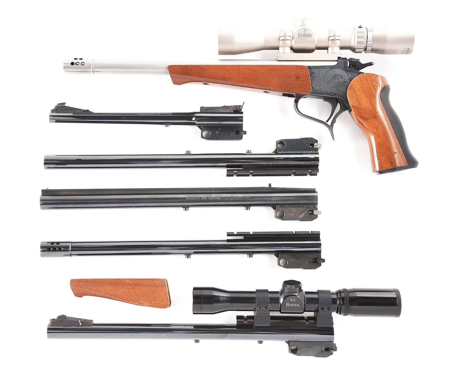 (M) THOMPSON CENTER ARMS CONTENDER 7-30 SINGLE SHOT