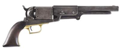 (A) RARE AND DESIRABLE MARTIALLY MARKED COLT WALKER