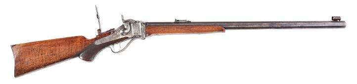 (A) HISTORIC MODEL 1874 SHARPS RIFLE SPECIFICALLY