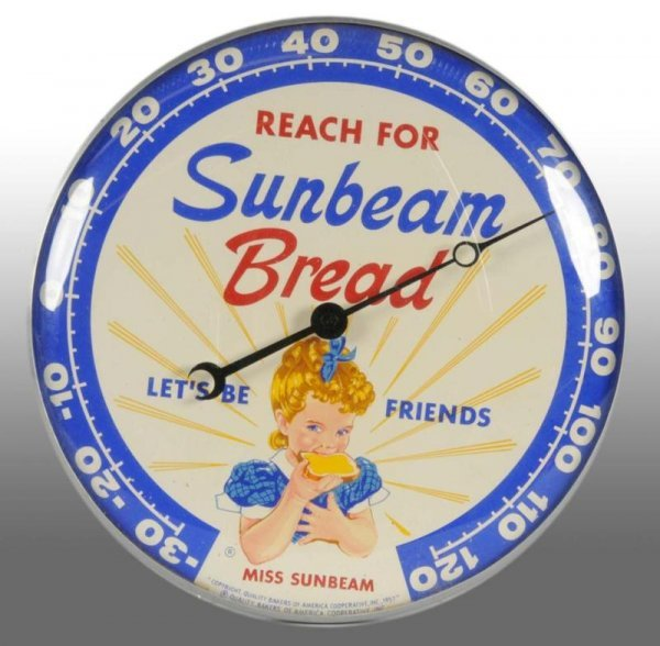 92: Sunbeam Bread Thermometer.