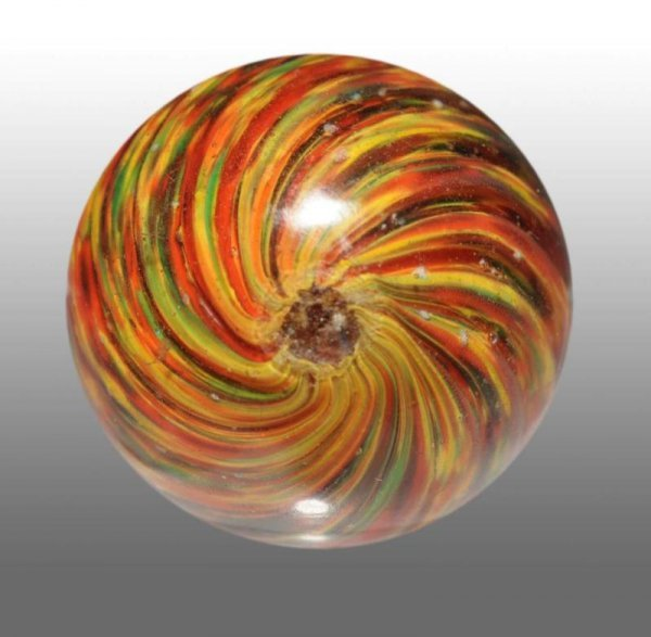 918: Lobed Onionskin Marble.