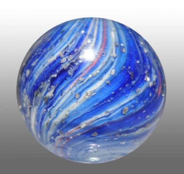 922: Onionskin Marble with Mica.
